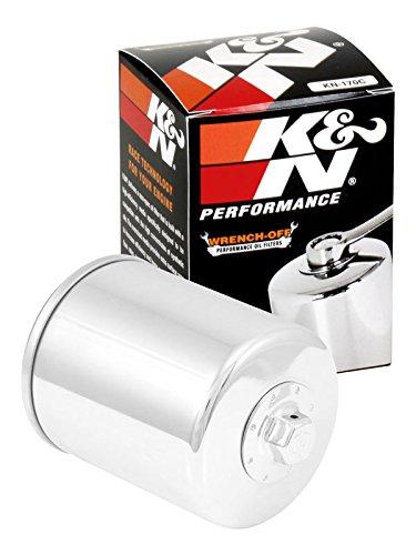 K&N KN-170C Harley Davidson High Performance Oil Filter