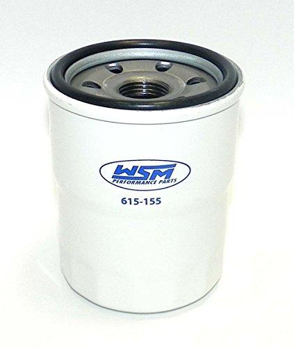 Suzuki Oil Filter 150 - 300 Hp DF150 - DF300 All 4 Stroke WSM 615-155 OEM 16510-96J00