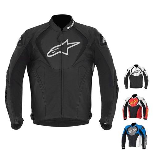 Alpinestars Jaws Leather Jacket - 60/black