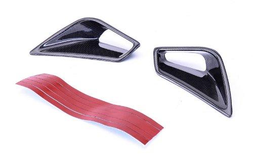 Bestem CBDU-1098-RACR Carbon Fiber Tail Cowl Air Vent Covers for Ducati 848 1098 1198
