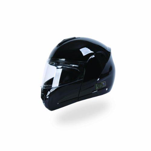 Torc T22b Interstate Modular Helmet With Blinc 2.0 Stereo Bluetooth Technology (black, X-small)