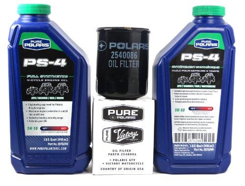 2011 POLARIS RANGER XP 800 EPS RANGER HD 800 POLARIS OIL CHANGE KIT