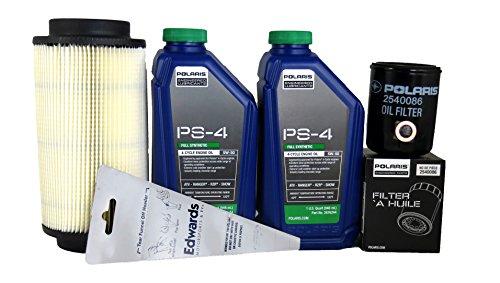 2005-2014 Sportsman 800 Efi Genuine Polaris Oil Change and Air Filter Kit