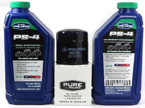 2011 POLARIS SPORTSMAN XP 850 XP 850EPS TOURING 850 POLARIS OIL CHANGE KIT