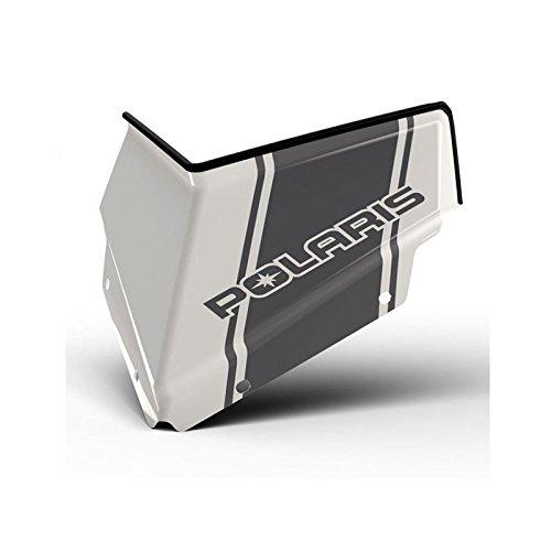 Genuine Pure Polaris Snowmobile AXYS Low Windshield White pt 2880386