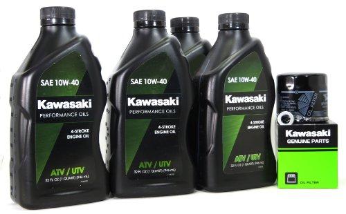 2004 Kawasaki MULE 3010 DIESEL 4X4 Oil Change Kit
