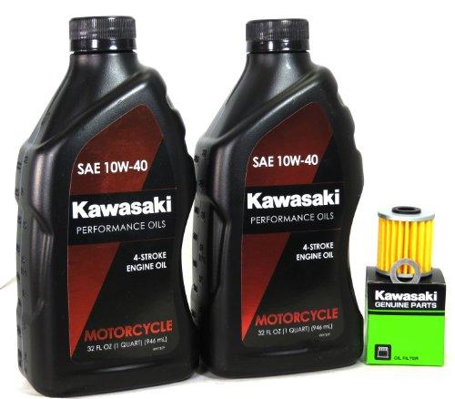 2013 Kawasaki KX250F Oil Change Kit