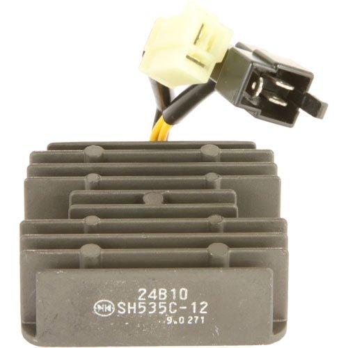 DB Electrical ASU6015 Voltage Regulator For Suzuki  Motorcycle LS650 LS650 Boulevard S40 LS650 Savage 1986-2014 DR250SE DR350SE 32800-14D00 32800-14D10 32800-14D11 32800-24B00 32800-24B01