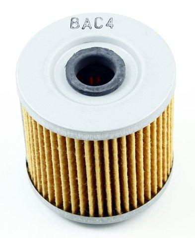 Emgo Oil Filter BLK for Kawasaki Bayou KL KLR KLX KZ200 KZ250