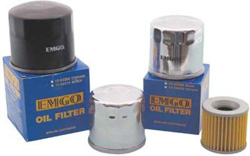 Emgo Oil Filter - Black 10-99220 Honda