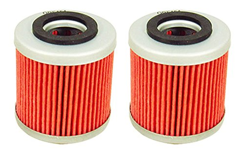 Outlaw Racing ORF154 Performance Oil Filters-Set of 2 For DUCATI HUSQVARNA Motorcycles