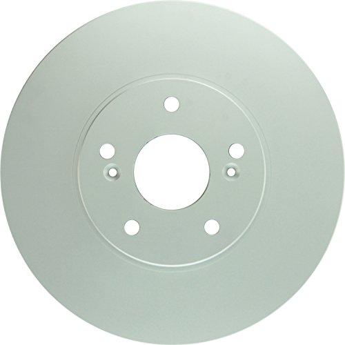Bosch 26010733 QuietCast Premium Disc Brake Rotor For Acura 2001-2003 CL 2001-2006 MDX 1999-2003 TL 2004-2014 TSX Honda 2003-2012 Accord 1999-2004 Odyssey 2003-2008 Pilot  Front