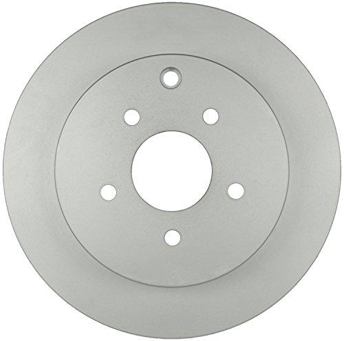 Bosch 40011040 QuietCast Premium Disc Brake Rotor For Select Infiniti FX35 FX45 M35h M37 M56 Nissan Murano Pathfinder Quest Rear