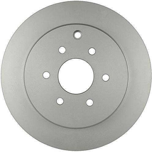 Bosch 40011118 QuietCast Premium Disc Brake Rotor For Nissan 2005-2012 Pathfinder Rear