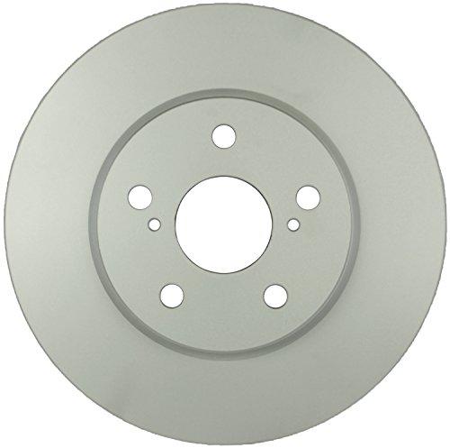 Bosch 50011225 QuietCast Premium Disc Brake Rotor For Toyota 2005-2007 Avalon 2004-2006 Camry 2004-2010 Sienna 2004-2008 Solara Front