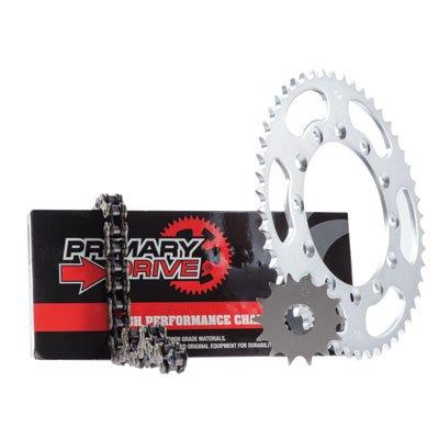 Primary Drive Steel Kit X-Ring Chain for Kawasaki LAKOTA 300 1995-2003