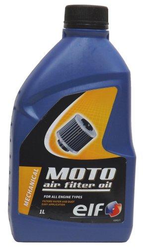 Elf 802039 Foam Air Filter Oil - 1 Liter Bottle