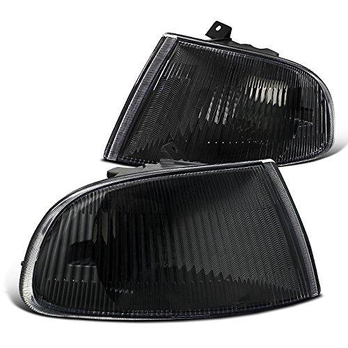 Spec-D Tuning LC-CV923JM-V2-RS Honda Civic 23Dr Black Corner Turn Signal Lights