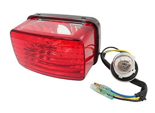 CRU Products Taillight Yamaha ATV UTV YXR 450 660 700