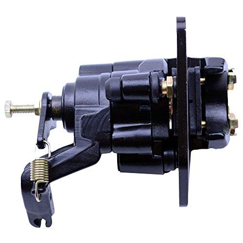 FLYPIG Rear Brake Caliper for Yamaha ATV YFZ350 YFM350X YFM350R YFM350FX YFM660R