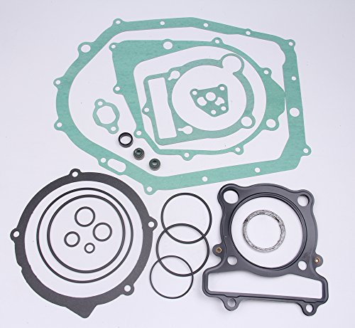 New Complete Gaskets Kit Top Bottom End Set For YAMAHA Raptor 350 2005-2013 Warrior 350 1987-2004