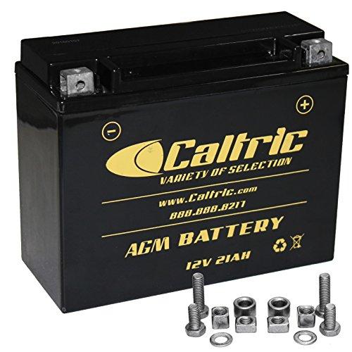 CALTRIC AGM GEL BATTERY Fits HONDA GL1500 GL-1500 GL1500A GL1500I GL1500SE Goldwing 1500 1988-2000