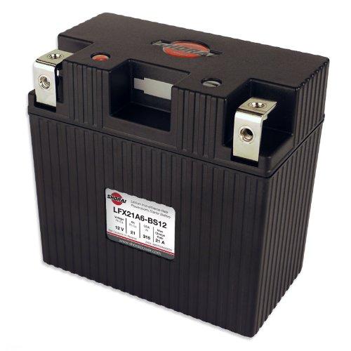 Shorai LFX21A6-BS12 Lithium Battery