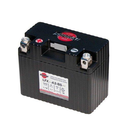 Shorai Lithium Battery LFX18A2-BS06 Lightweight Powerful