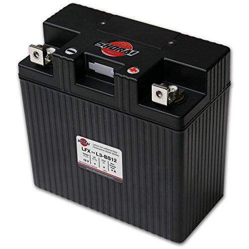 Shorai Lithium Battery LFX36L3-BS12 Lightweight Powerful