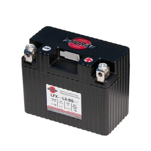 YAMAHA XV250 V-STAR 08-11 Shorai Lithium Battery LFX14L2-BS12 Lightweight