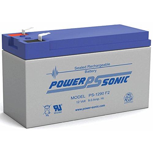 12V 9AH Zipp Battery SLA-12V-8AH-T1 Replacement SLA Battery