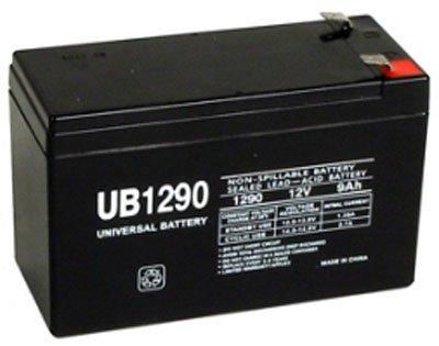 UB1290 12V 9Ah 6FM9 Wheelchair Scooter SLA AGM Battery
