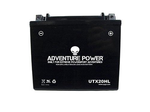 UTX20HL SLAAGM Battery For Kawasaki Jet Ski 400 JS400 1976