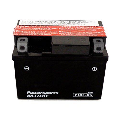 YTX4L-BS 4L-BS 12v Battery fits Honda Hyosung SYM Yamaha 50cc Scooters