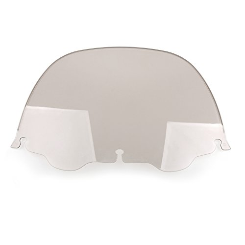 Areyourshop 13 Windshield For Harley Touring Street Glide Ultra Classic Trike 1996-2013 SMO