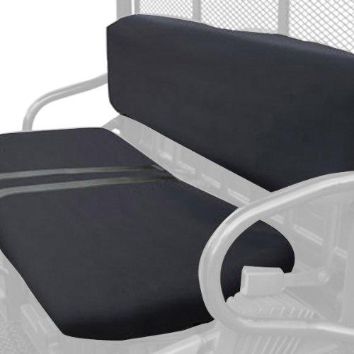 Classic Accessories QuadGear UTV Seat Cover Black Fits Polaris Bench