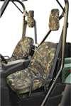 Classic Accessories QuadGear UTV Seat Cover Hardwoods Fits Polaris Bench