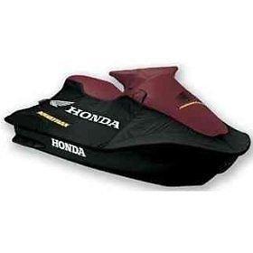 New Honda AquaTrax F15  F15X  3-Seat  PWC Cover Burgandy and Black