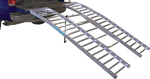 90 Tri-Fold Arched ATV Loading Ramps
