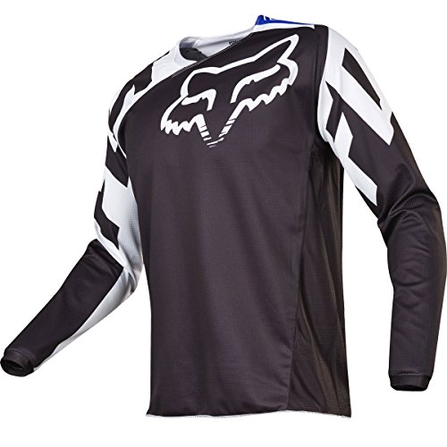 Fox Racing 2017 180 Race Mens Off-Road Motorcycle Jerseys - Black  2X-Large