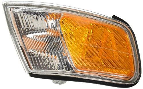 Dorman 1630665 Honda Accord Front Passenger Side Parking  Turn Signal Light Assembly