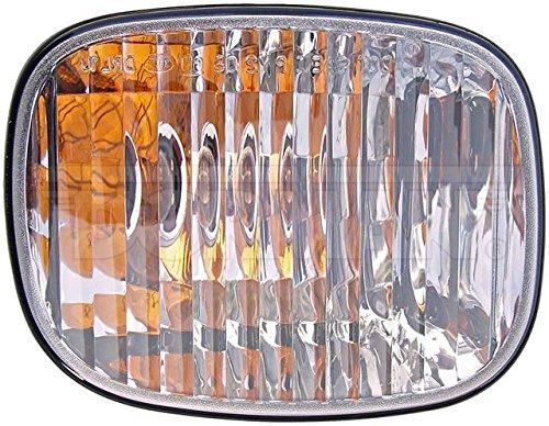 Dorman 1631367 Buick  Chevrolet  Pontiac  Saturn Front Driver Side Parking  Turn Signal Light Assembly