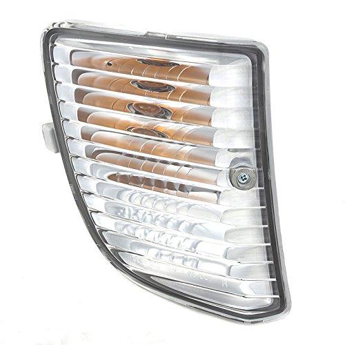CarPartsDepot TO2531139 Fit 01-03 Toyota Rav-4 SUV 20L Front Right Side Signal Light Lamp