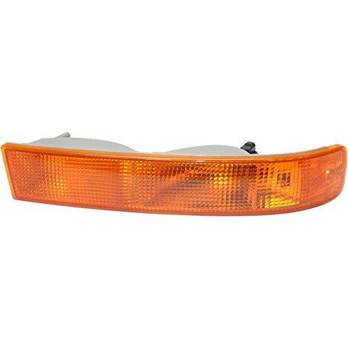 Prime Choice Auto Parts KAPCV30075A3L Front Left Side Signal Light