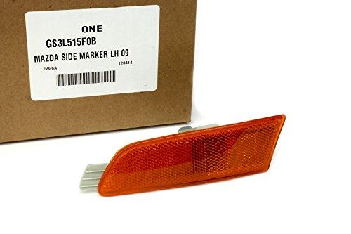 Genuine Mazda GS3L-51-5F0B Turn Lamp Left