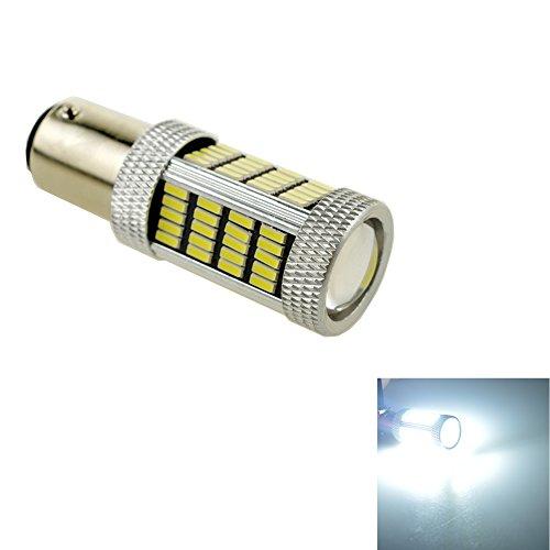 Car Replacement LED Bulbs Backup Turn signal Rear fog Brake Driving Fog Light 1157 4014 White