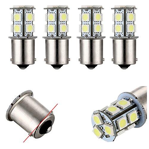 Nuokexin 1156 BA15S P21w 13 SMD 5050 LED Brake Parking Rear Tail Turn Signal Light Bulb Lamps Auto Led Car Bulb 12V