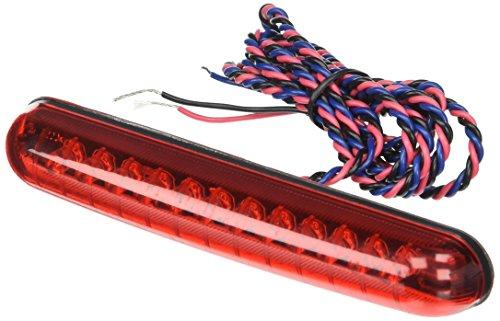 Custom Dynamics LB02 Red Brake Light Bar Knight Riderz SequentialFlashing LEDs