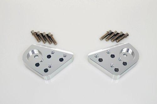 Bmw R1100rt R1150rt R1200rt Handlebar Bar Risers 1 1 Inch Diagonal Rear Move