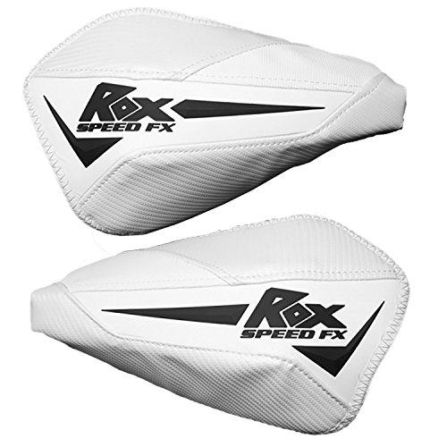 ROX SPEED FX Flex-tec Handguard White Black 202470